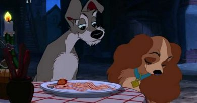 بانو و ولگرد / Lady and the Tramp