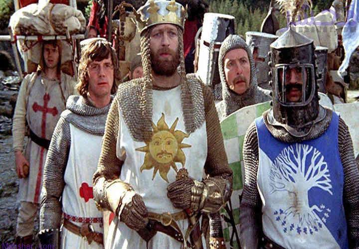 مانتی پیتون و جام مقدس / Monty Python and the Holy Grail