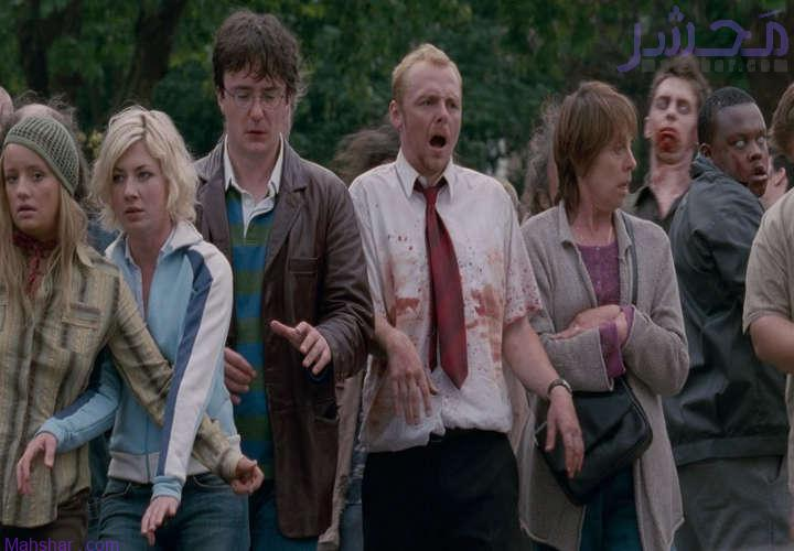 شانِ مردگان/ Shaun of the Dead