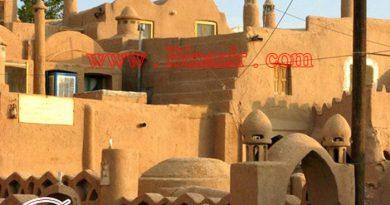روستای کهن باغو در کیش
