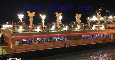 کشتی های تفریحی در کیش