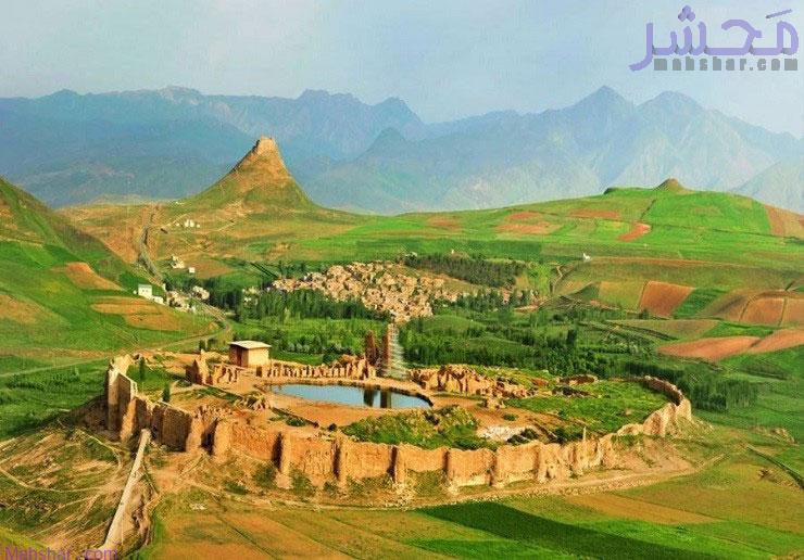 بناهای تاریخی ثبت شده در فهرست آثار ملی استان آذربایجان غربی