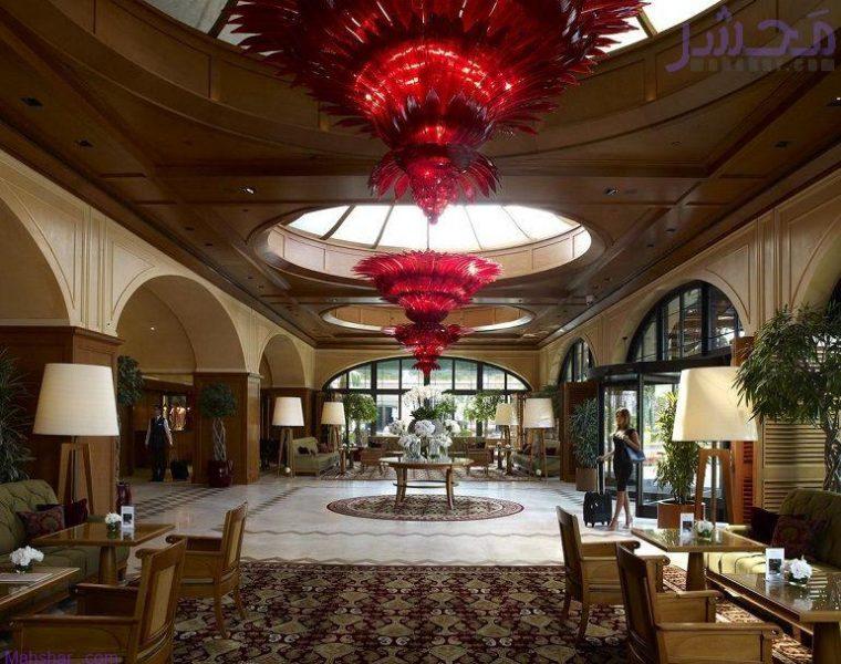 هتل دیوان استانبول میدان تقسیم استانبول