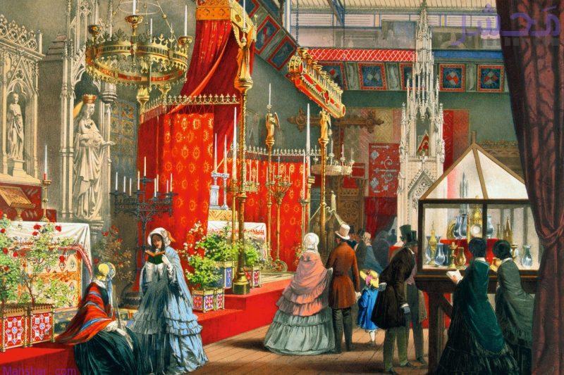 نمایشگاه اکسپو بزرگ، لندن ۱۸۵۱