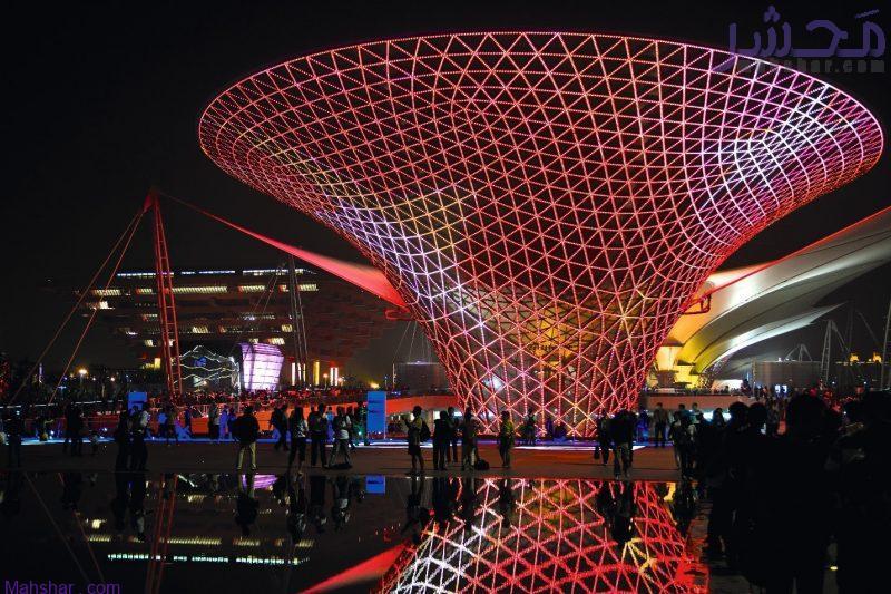 نمایشگاه اکسپو ۲۰۱۰، شانگهای چین